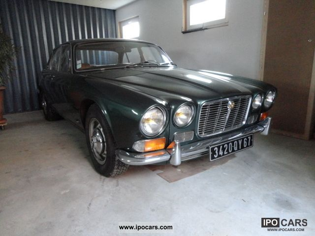1970 Jaguar  XJ6 SERIES 1 ** ** ** LUXURY SEDAN 66TKM ** Limousine Classic Vehicle photo