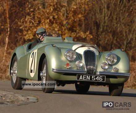 Jaguar  Aristocat XK120 \ 1975 Vintage, Classic and Old Cars photo