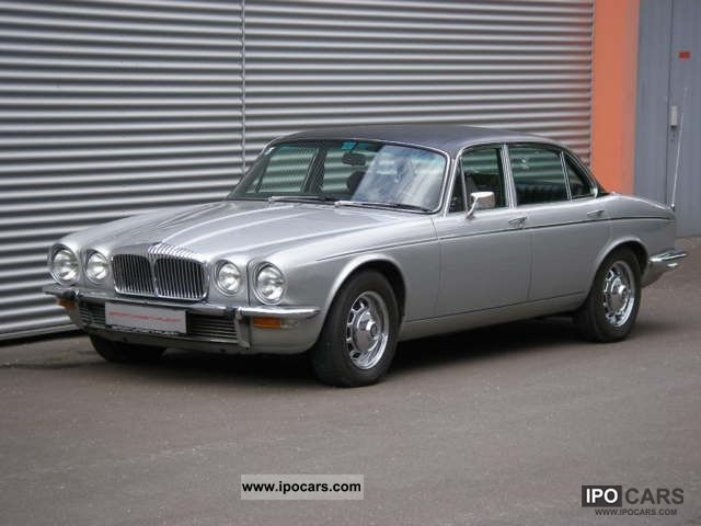 Jaguar  Daimler Double Six LWB, COLLECTOR'S ITEM! 1976 Vintage, Classic and Old Cars photo