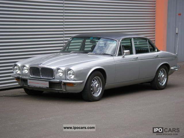 1976 Jaguar  Daimler Double Six LWB, COLLECTOR'S ITEM! Limousine Classic Vehicle photo