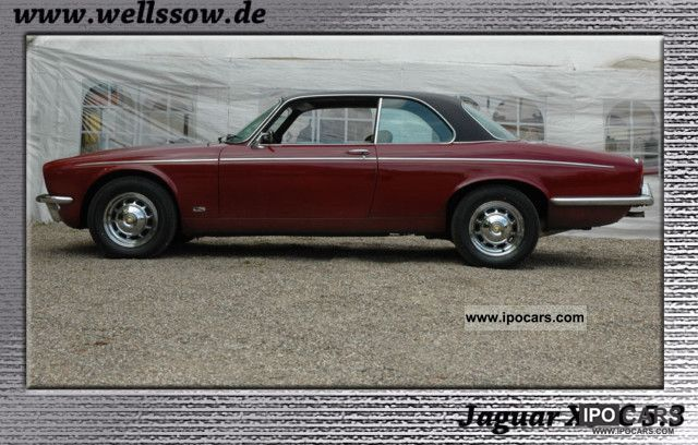 Jaguar  XJ-C 5.3 Coupe 1975 Vintage, Classic and Old Cars photo