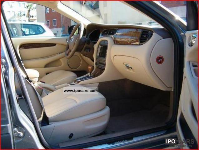 2008 jaguar x type 2 2 executive bva car photo and specs. Black Bedroom Furniture Sets. Home Design Ideas