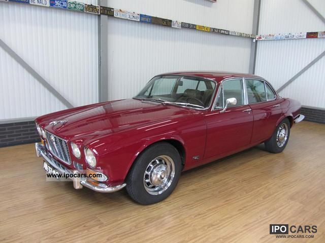 Jaguar  XJ6 4.2L petrol with LPG 1972 Vintage, Classic and Old Cars photo