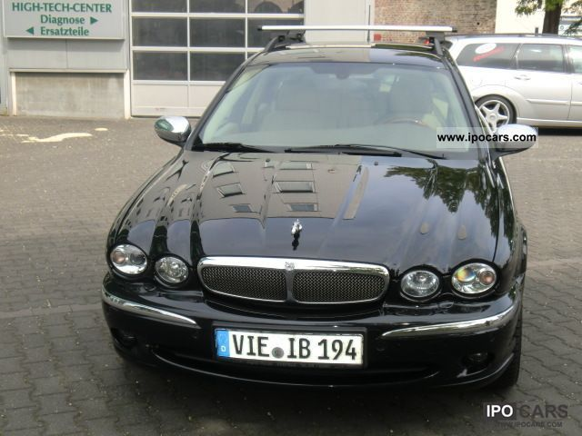 2008 Jaguar  X-Type 2.2 Estate Executive Estate Car Used vehicle photo
