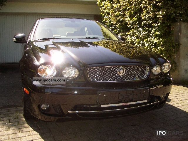 2009 Jaguar  X-Type 2.2 Diesel Aut. Classic 3500km! Limousine Used vehicle photo