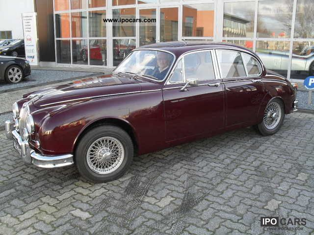 Jaguar  MK II 3.8 RHD 1960 Vintage, Classic and Old Cars photo