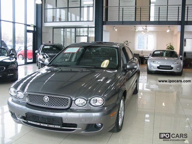 2008 Jaguar  X-TYPE 2.2 DIESEL AUTO. LEATHER * XENON * NAVI * WARRANTY Limousine Used vehicle photo