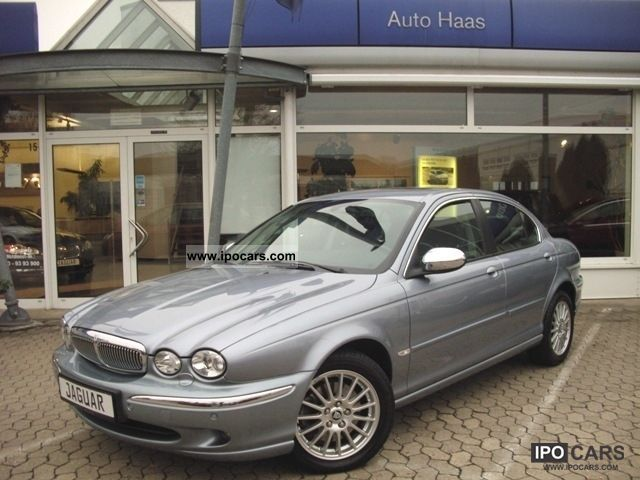 2008 Jaguar  X-Type 2.2D Executive Limousine Used vehicle photo