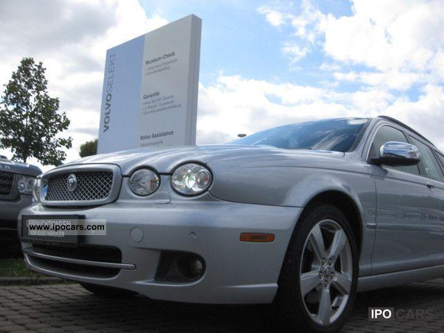 2008 Jaguar  X-Type Estate 2.2 D DPF Aut. Executive Navi / xen Estate Car Used vehicle photo