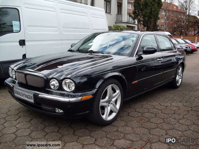 2005 jaguar xj super v8 car photo and specs. Black Bedroom Furniture Sets. Home Design Ideas