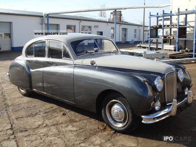 Jaguar  MK VII M, H-permitting., Best original 1956 Vintage, Classic and Old Cars photo