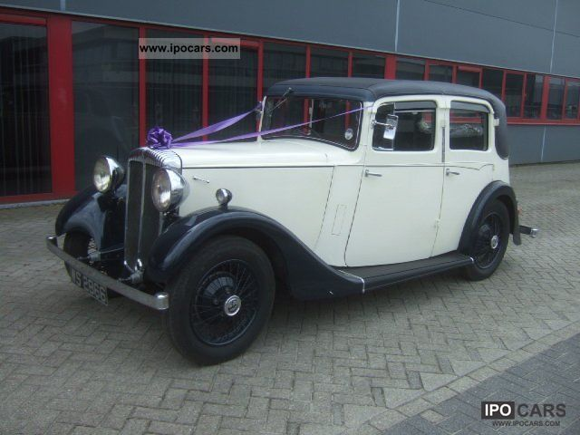 Jaguar  Daimler 15 Saloon ** EXCELLENT CONDITION ** 1935 Vintage, Classic and Old Cars photo
