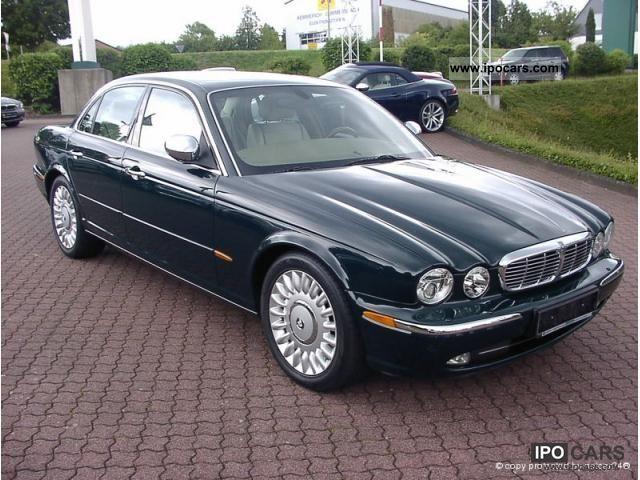 Wonderful 2003 Jaguar XJ Super V8 Limousine Used Vehicle Photo ...