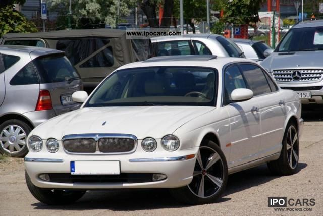 Jaguar  XJ8 4.2 V8 Long 2005 Liquefied Petroleum Gas Cars (LPG, GPL, propane) photo