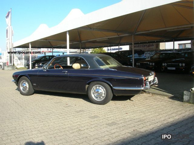 Jaguar  XJ6 Series II 1977 Vintage, Classic and Old Cars photo