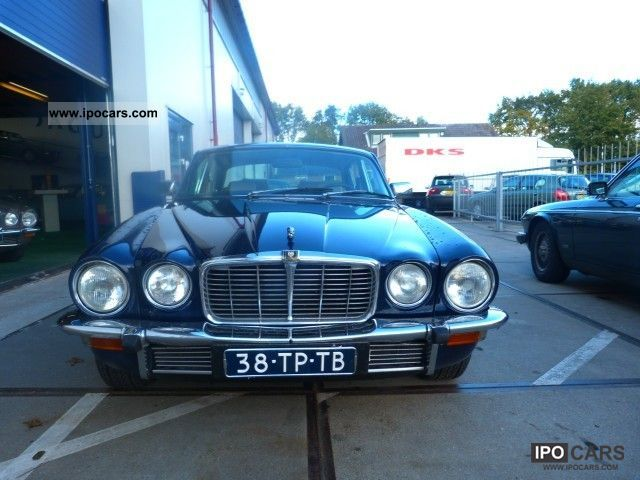 1978 Jaguar  XJ6 JAGUAR XJ SERIES II Limousine Used vehicle photo