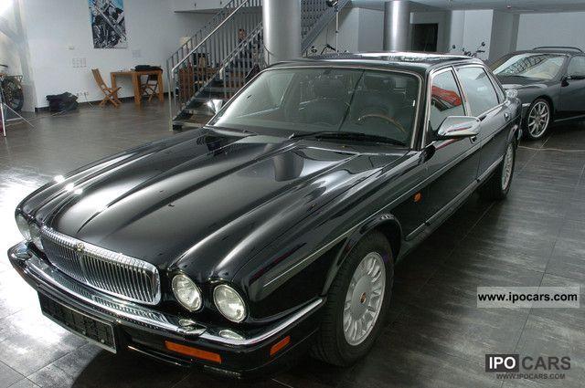 1997 jaguar daimler double six long car photo and specs. Black Bedroom Furniture Sets. Home Design Ideas