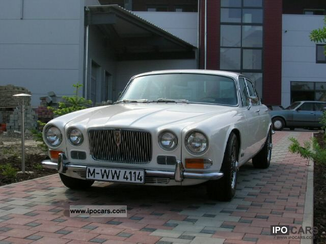 Jaguar  XJ12 Series 1 km orig.100 `! 1972 Vintage, Classic and Old Cars photo