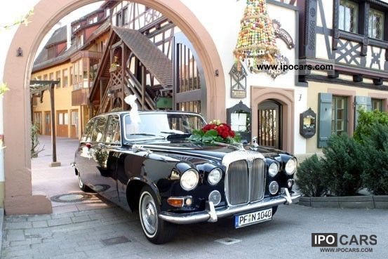 1974 Jaguar  Daimler Limousine Classic Vehicle photo