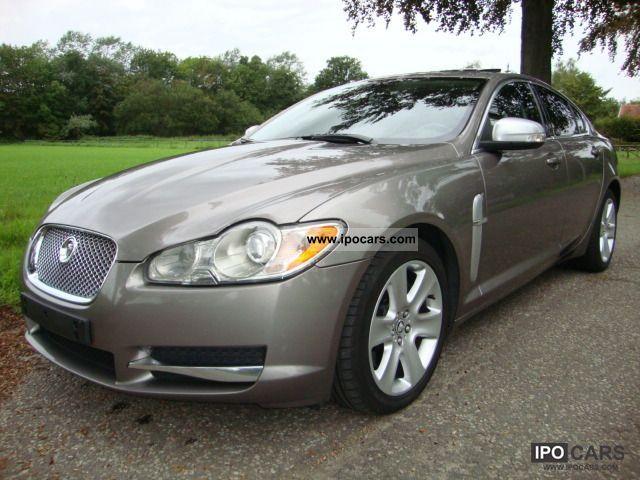 2008 Jaguar  XF 4.2 V8 Premium Luxury Limousine Used vehicle photo