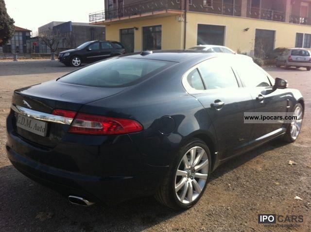 2009 jaguar xf 2 7 v6 diesel premium luxury car photo and specs. Black Bedroom Furniture Sets. Home Design Ideas