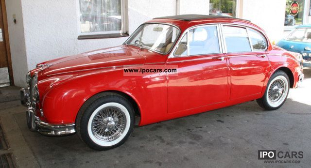 Jaguar  MK II 3.4-liter RHD 1967 Vintage, Classic and Old Cars photo