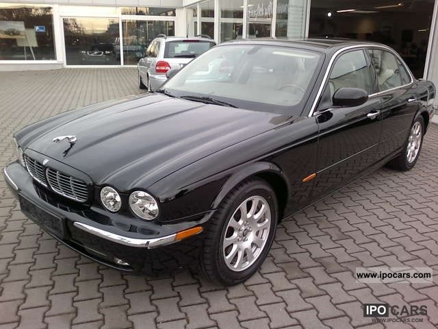 2005 Jaguar XJ-Series - Information and photos - ZombieDrive