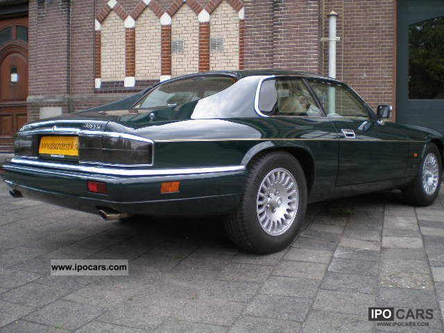 1996 Jaguar XJS V12 6.0 Automatic Sports car/Coupe Used vehicle photo ...