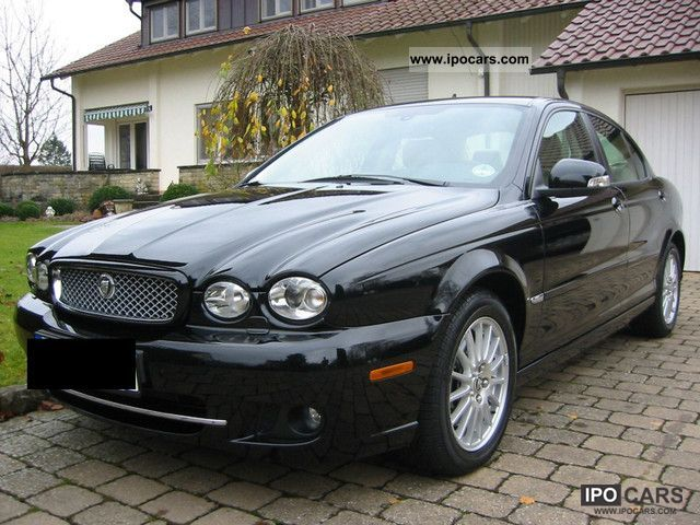 2009 jaguar x type 2 2 diesel aut beige leather shz car photo and specs. Black Bedroom Furniture Sets. Home Design Ideas