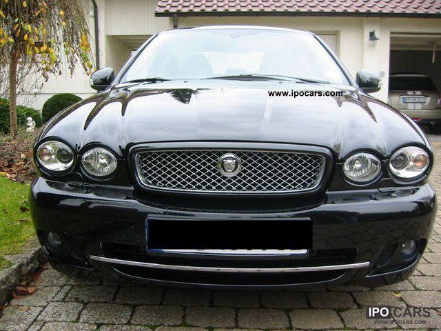 2009 jaguar x type 2 2 diesel aut beige leather shz car photo and specs. Black Bedroom Furniture Sets. Home Design Ideas