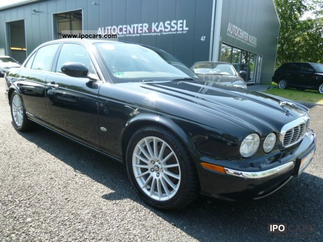 2007 Jaguar XJ XJ6 2.7 Litre Diesel Executive Limousine Used Vehicle Photo