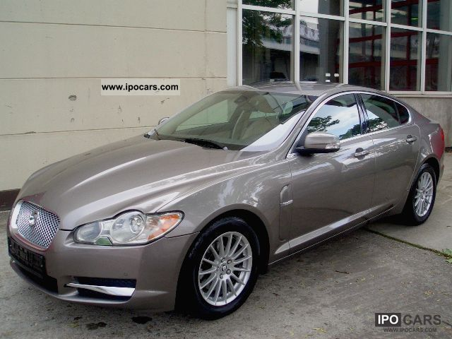 Good 2008 Jaguar XF 2.7 V6 D \u003c\u003e GERMAN Car \u003c\u003e