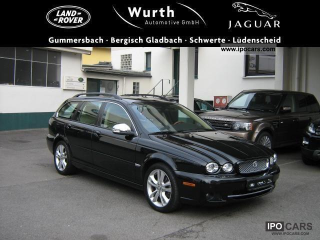 2009 jaguar x type estate 2 2 executive automatic d car. Black Bedroom Furniture Sets. Home Design Ideas