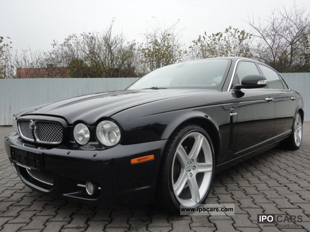 2007 Jaguar XJ8 4.2 Sovereign Long Sport Package Xenon Vision Led Limousine