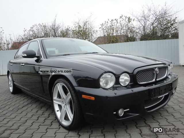 2007 jaguar xj8 4 2 sovereign long sport package xenon. Black Bedroom Furniture Sets. Home Design Ideas