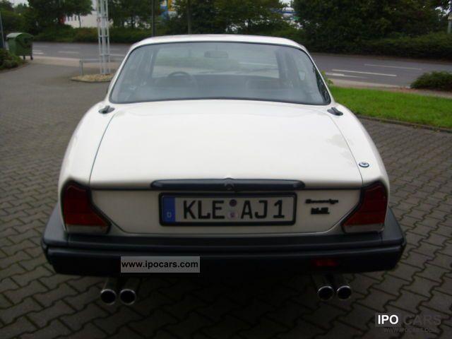 1985 Jaguar ARDEN AJ1  V12 HE XJ  Car Photo and Specs