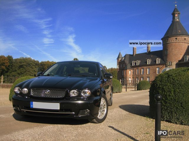 2009 Jaguar  X-Type 2.2 Diesel Automatic Limousine Used vehicle photo