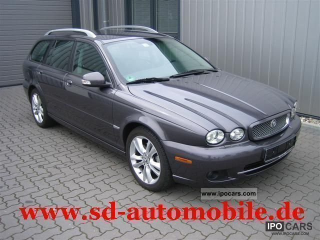 2009 Jaguar  X-Type Estate 2.2 Diesel Aut. Classic Estate Car Used vehicle photo