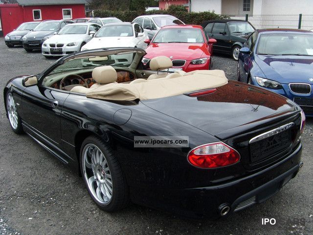 2002 Jaguar XK8 Convertible Special Limited Cabrio / roadster Used ...