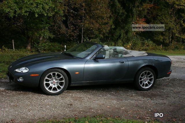 2001 jaguar xkr convertible car photo and specs. Black Bedroom Furniture Sets. Home Design Ideas