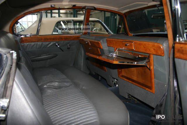1969 Jaguar 420 G Car Photo And Specs