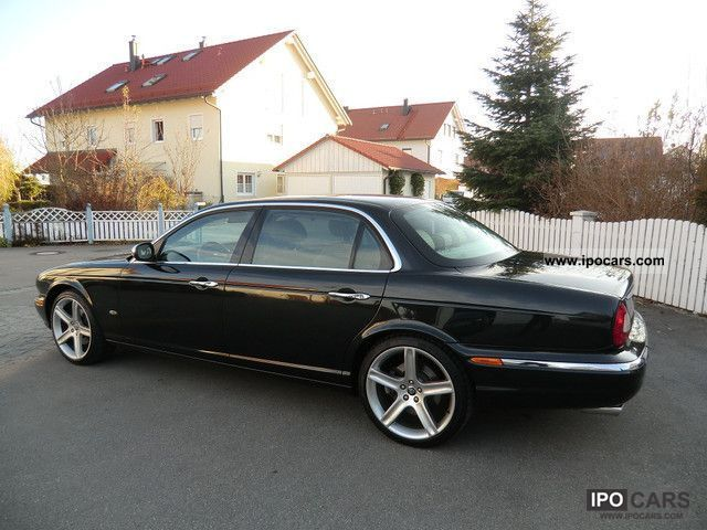 2008 Jaguar Xj6 7 2 Twin Turbo Diesel Executive Long 20 Car Photo And Specs