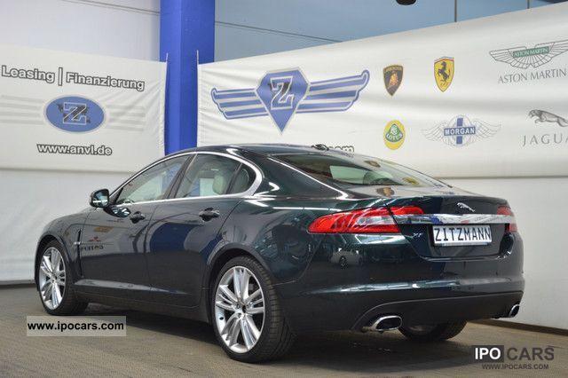 2009 Jaguar  XF 4.2 V8 Premium Luxury | 1 HAND | KD maintained Limousine Used vehicle photo