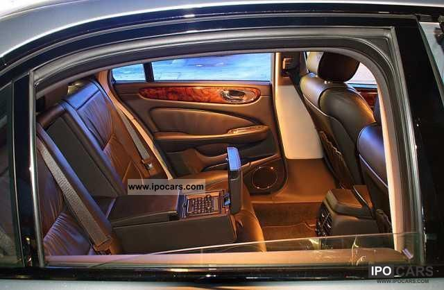 ... 2007 Jaguar XJ Series XJ8 4.2 Executive Limousine Used Vehicle Photo ...