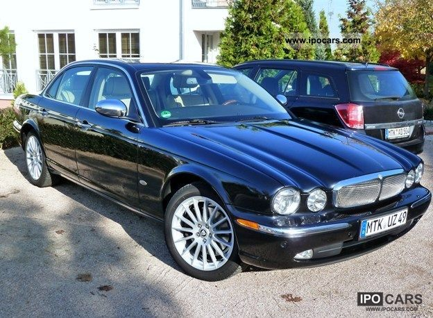 2007 Jaguar  2.7-liter V6 diesel Limousine Used vehicle photo