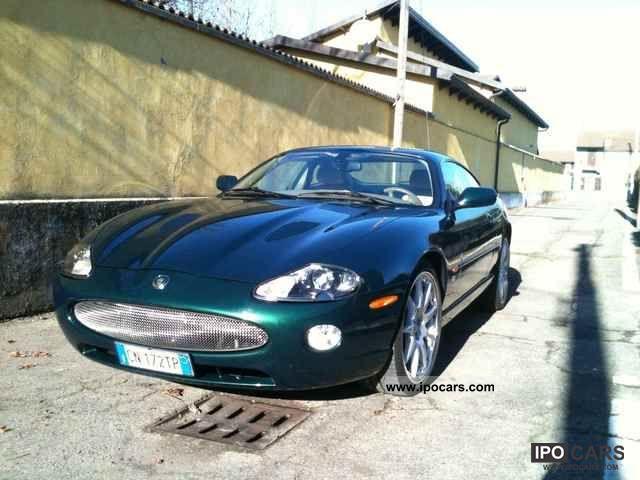 2004 Jaguar XKR  Car Photo and Specs