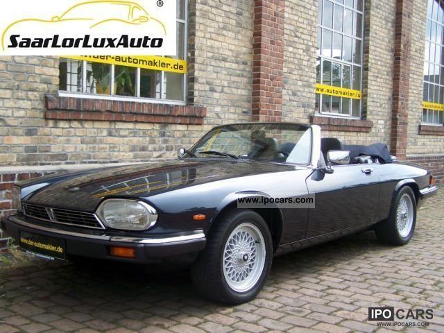 1987 jaguar xjs v12 he automatic - car photo and specs
