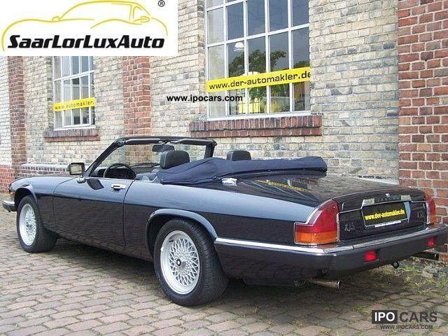 1987 jaguar xjs v12 he automatic car photo and specs. Black Bedroom Furniture Sets. Home Design Ideas