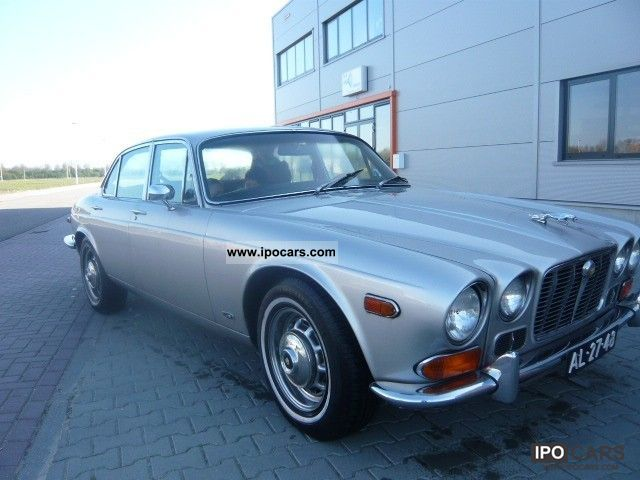 Jaguar  JAGUAR XJ SERIES I automaat 4.2 LITER AIRCO DE O 1972 Liquefied Petroleum Gas Cars (LPG, GPL, propane) photo