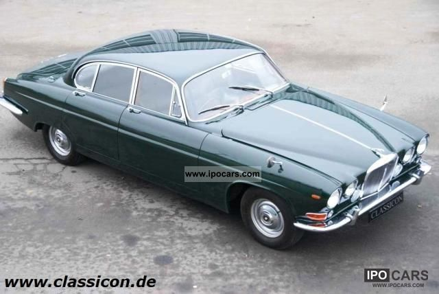 Jaguar  420G - RHD / RHD - even rental mgl. 1970 Vintage, Classic and Old Cars photo
